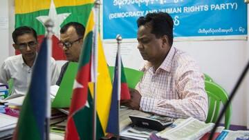 میانمار مانع نامزدی یک مسلمان روهینگیا در انتخابات شد