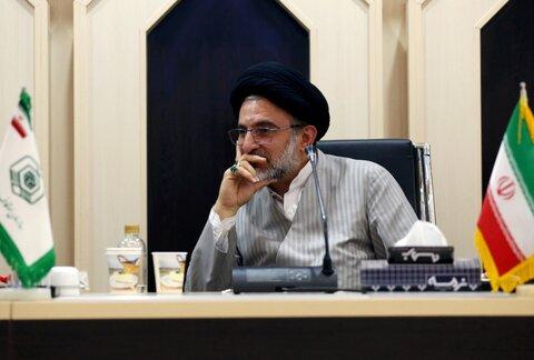 تصاویر/ نشست هماندیشی نخبگان و وعاظ تبلیغی کشور در سازمان اوقاف