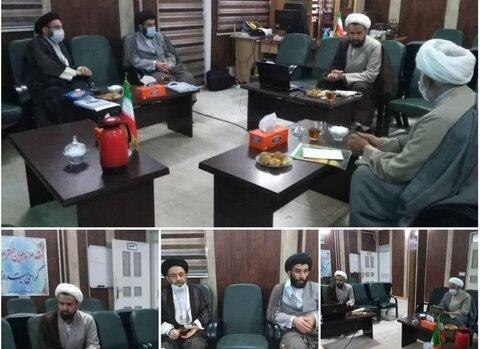 جلسه شورای حوزه علمیه استان لرستان