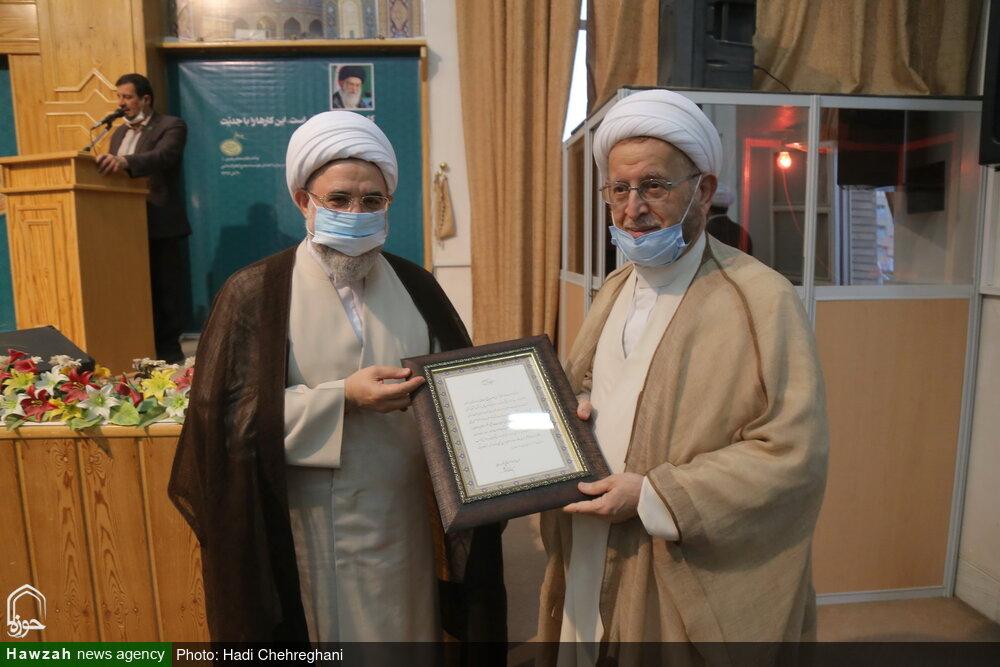 رئیس جدید مجمع الفکر الاسلامی معارفه شد