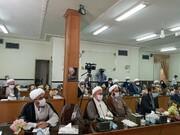 تصاویر/ آئین تکریم و معارفه مدیر شورای سیاستگذاری ائمه جمعه سمنان