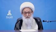 بالفيديو/ آية الله قاسم يشيد بمواقف شهداء الأمة الإسلامة في الدفاع عن قيمها ومقدساتها