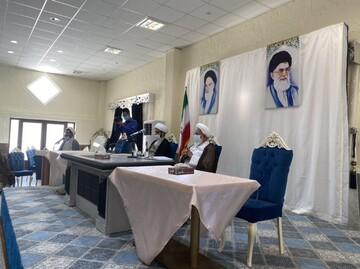 فیلم/ معرفی مدیر جدید شورای سیاستگذاری ائمه جمعه استان یزد