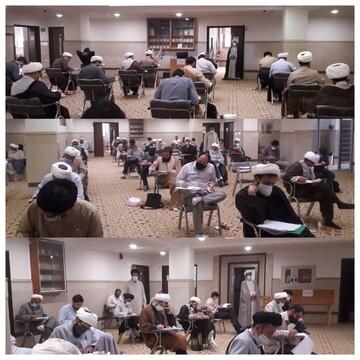 آزمون سطح چهار مرکز تخصصی شیعه شناسی برگزار شد