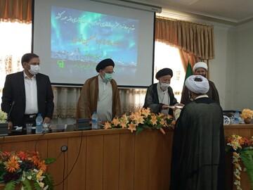 آیین تکریم و معارفه مدیر شورای سیاستگذاری ائمه جمعه سمنان برگزار شد