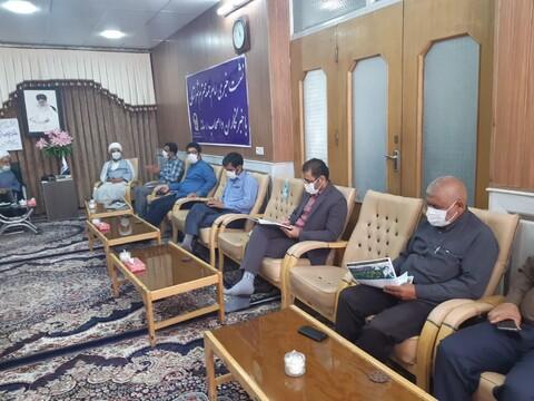 تصاویر/ تجلیل امام جمعه آران وبیدگل  ازخبرنگاران