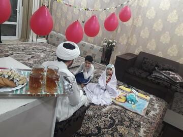 نیمنگاهی به فعالیتهای اجتماعی مدرسه علمیه خواهران شهر ملاثانی