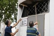 ویڈیو/فرانس کی ایک اور مسجد نذر آتش