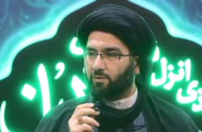 فیلم | زمزمههای روحانی مسجد حضرت زینب(س) جزیره کیش دیگر به گوش نمیرسد