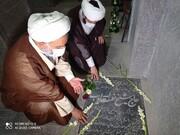 ششمین بزرگداشت آیت الله ادیب لاری در شیراز برگزار شد
