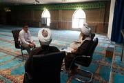 مصاحبه سطح ۳ مهدویت ویژه طلاب لرستانی برگزار شد