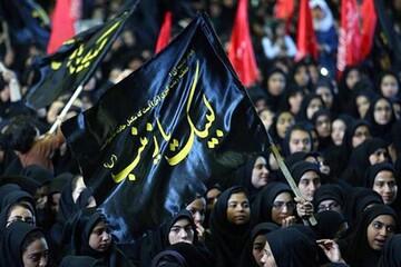 خطبه های زینب کبری(س) در کوفه و شام، خفتگان جامعه اسلامی را بیدار کرد