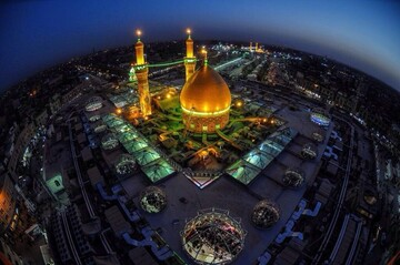 Husayn is greater in the heavens than on the earth