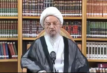 فیلم | آیت الله العظمی مکارم شیرازی: عزاداری محرم با رعایت پروتکلهای بهداشتی برگزار شود