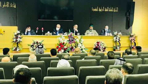العتبتان المقدستان الحسينية والعباسية تعلنان عن آلية احياء مراسيم عاشوراء لهذا العام