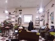 افتتاح سرای نوش اندیش در مجتمع نور نیروگاه قم