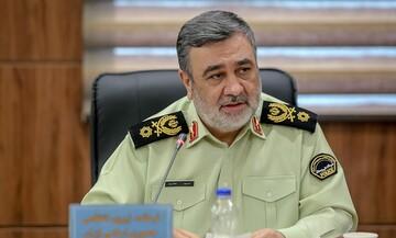 باب شهادت در نیروی انتظامی همچنان باز است