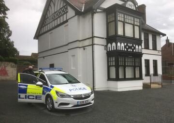 دستگیری مظنون آتشافروزی در مسجد نوریچ انگلیس