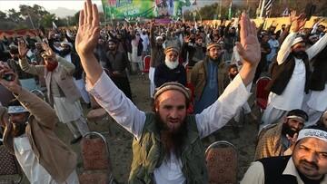 Kashmiri Muslims protest against blasphemous video