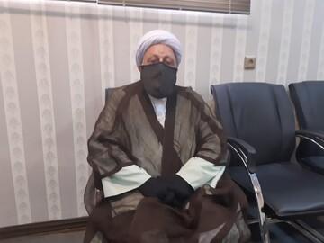 فیلم | واکنش مسئول شورای سیاست گذاری ائمه جمعه اصفهان به توافق امارات و رژیم صهیونیستی
