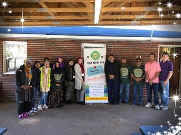 مسجد و مرکز خیریه اسلامی در کالیفرنیا به غیرمسلمانان کمک میکند