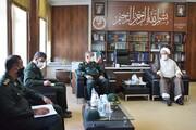 نشست برنامهریزی برگزاری مراسمات ماه محرم در بوشهر برگزار شد