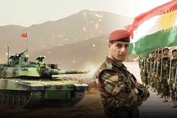Silence over Turkey's aggression changes Iraq's map/ Peshmergas only watch