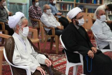 تصاویر/ همایش ائمه جماعت، هیئت امنا و فرماندهان پایگاههای بسیج به مناسبت روز جهانی مسجد در همدان