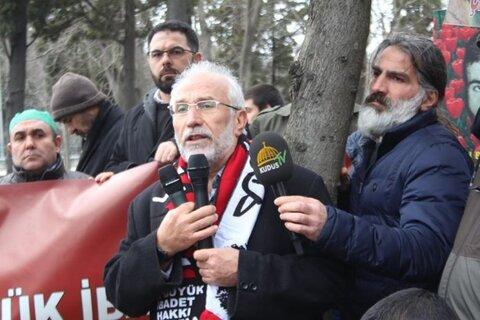 ابراز اندوه از خبر درگذشت محمدعلی تکین، روزنامه نگار دینی در ترکیه