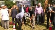 کلنگ ساخت مسجد جدید در استرلینگ هایتس آمریکا زده شد