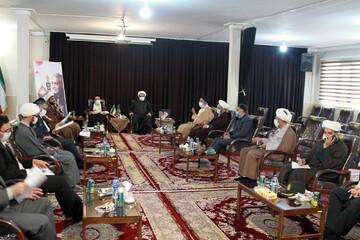 تصاویر/ نشست شورای تبلیغ استان همدان با موضوع آغاز به کار کلینیک ناصرین