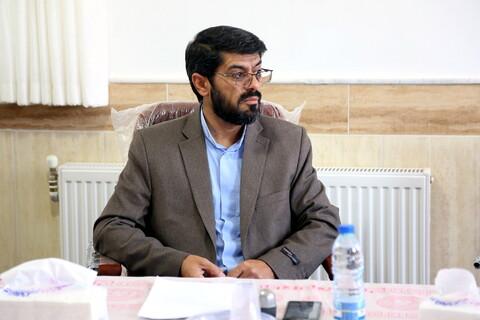 مصاحبه-محمد حسن نظریان کارشناس دفتر امور اجتماعی سیاسی حوزه