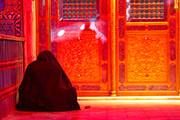 دارالعباده در سالروز شهادت حضرت زهرا(س)به سوگ نشست