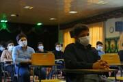 دوره میثاق طلبگی مدرسه علمیه امیرالمومنین(ع) تبریز آغاز شد + تصاویر