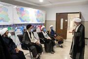 تصاویر/ بازدید رئیس مجمع نمایندگان طلاب و فضلای حوزه از نمایشگاه دستاورده های معاونت آموزش حوزه