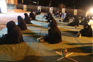 راهاندازی پویشهای عاشورایی به همت خواهران طلبه لرستانی در فضای مجازی