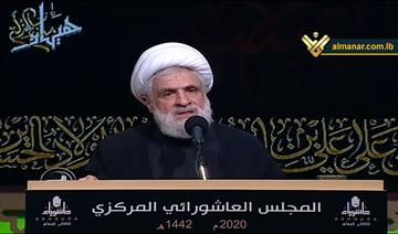 Sheikh Qassem: All accusations against Hezbollah of Beirut port blast proved false