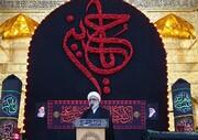 امسال محرم میں محتاجوں اور ضرورت مندوں کی مدد کر کے امام حسین علیہ السلام کی تعلیمات پر عمل کریں گے، متولی آستان قدس رضوی