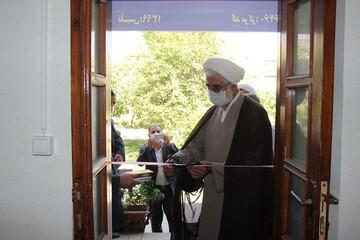 مرکز نیکوکاری امیرالمومنین (ع) مدرسه شیخ الاسلام قزوین افتتاح شد