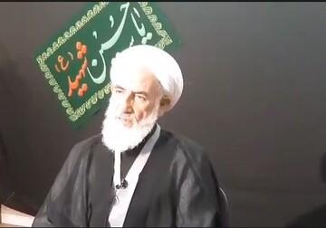 فیلم/ اهداف قیام حضرت سیدالشهدا(ع) در بیان نماینده ولی فقیه در کاشان