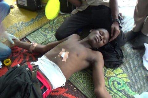 حمله وحشیانه پلیس نیجریه به شرکت کنندگان در مراسم محرم