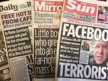رسانههای انگلیس تروریسم را مغرضانه به مسلمانان نسبت میدهند