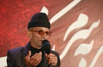 صوت | نوحهخوانی مرحوم حاج حسین محلوجی برای رزمندهها سال ۱۳۶۰