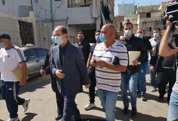 مكتب آية الله السيستاني في لبنان: بدء المرحلة الثانية للمساعدات في (الكرنتينا) + الصور