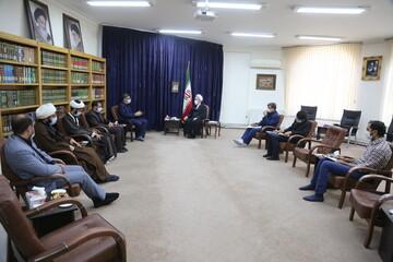 مجلس شورای اسلامی به پشتیبانی فکری و معنوی حوزه علمیه نیازمند است