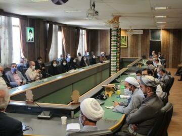 تصاویر/ هم اندیشی اساتید دانشگاه فرهنگیان کردستان با حضور مدیر حوزه استان