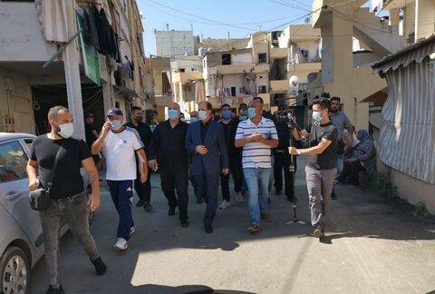آغاز مرحله دوم کمک دفتر آیت الله العظمی سیستانی به لبنان