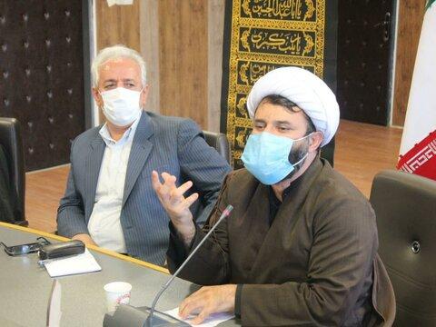 تصاویر/نشست هم اندیشی استادان دانشگاه فرهنگیان کردستان با حضور مدیر حوزه علمیه کردستان