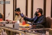 العتبة العلوية المقدسة تناقش إحياء مراسيم عاشوراء مع مسؤولي المواكب والهيئات الحسينية