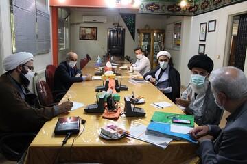 اعلام آمادگی حوزه علمیه تهران برای همکاری با جمعیت مبارزه با دخانیات+ تصاویر